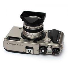 Fujifilm TX-1 : Panorama Film Camera