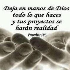Frases Bible Quotes, Bible Verses, Qoutes, Love Of My Life, Peace And Love, My Love, Quotes En Espanol, Spanish Quotes, Quotes About God