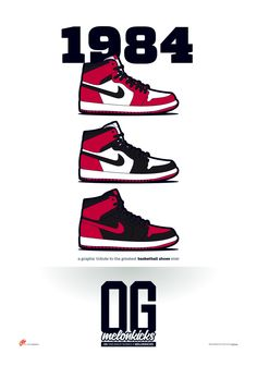 OG Sneaker Series x MelonKicks Prints on Behance Sneakers Wallpaper, Shoes Wallpaper, Nike Wallpaper, Iphone Wallpaper, Basketball Uniforms, Buy Basketball, Basketball Sneakers, Xavier Basketball, Jordan 1