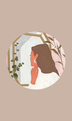 Whats Wallpaper, Bear Wallpaper, Cartoon Wallpaper, Ariana Grande Drawings, Digital Art Girl, Instagram Highlight Icons, Art Drawings Sketches, Love Illustration, Portrait Art