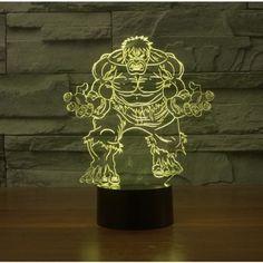 #hulk#hulksmash#led #lamp#follow#like#instapic #3d