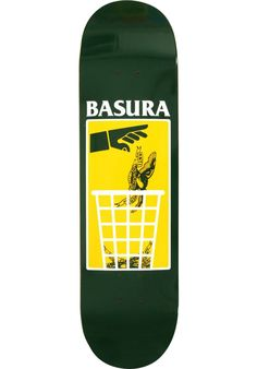 Anti-Hero Basura - titus-shop.com  #Deck #Skateboard #titus #titusskateshop