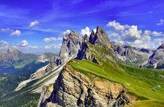 Odle Mountain, Dolomites