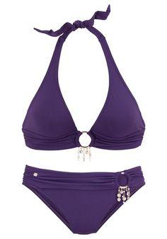 JETTE Triangel-Bikini, JETTE weiss