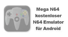 Mega N64 ist ein sehr schneller und  leistungsfähiger N64 Emulator für Android. Bei Mega N64 handelt es sich um eine modifizierte Version des Open Source Projekts Mupen64, mit der du so gut wie alle Nintendo 64 Spiele auf deinem Android Smartphone spielen kannst. Nachdem du deine Spiele ROMs im Gerätespeicher platziert hast, kann es auch schon los gehen. App starten, Spiel auswählen und los spielen!