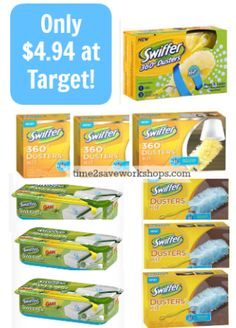 *HOT* ALL of this at Target only $4.94!!