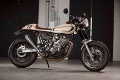 Yamaha XT 600 Cafe Racer | Yamaha Cafe Racer | Yamaha XT 600Z 1VJ | Yamaha Cafe Racer Conversion | Yamaha Cafe Racer parts | Yamaha Cafe Rac...