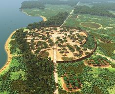 MessageToEagle.com – A series of mysterious lines and geometric shapes discovered in the Amazon forest, is made by human hand and it happened thousands of years before the area was covered by forest. Previously hidden earthworks become visible due to large-scale deforestation of the region in the 1980s. It remains a mystery who created these …