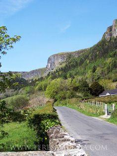 Road To Benbulben County Leitrim Ireland by Teresa Mucha www.teresamucha.com