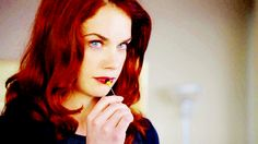 """Alice Morgan on """"Luther"""" played by Ruth Wilson"""
