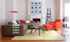 Click Interiores   Sofás com Chaises, Quem Tem Não Troca!
