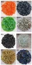 LN078, glass tube beads, 8 colors pack (total 2480 pcs/pack) good for DIY decoration, free shipping via China Post Air Mail(China (Mainland)) Diy Decoration, Yarns, Sewing Crafts, Crochet Necklace, Tube, Arts And Crafts, China, Free Shipping, Beads