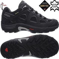 Salomon exit 2 gtx w chaussures randonnée femme noir gore tex Salomon T:36 - Chaussures salomon (*Partner-Link)