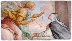 Prayers, Quips and Quotes:  St. Agnes of Montepulciano, Feast Day April 20