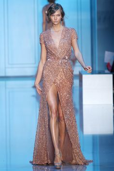 Elie Saab Fall 2011 Couture Photo 1