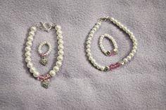 Angel mom and baby bracelet set Baby Bracelet, Bracelet Set, Osho, Preemie Babies, Preemies, Preemie Clothes, Babies Clothes, Babies Stuff, Baby Bling