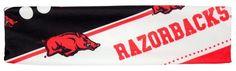 Arkansas Razorbacks Stretch Patterned Headband Z157-8669945924