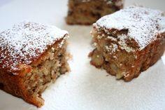 עוגת תפוחים בחושה - צילום: שפרה נחום