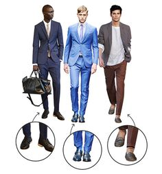 Embraced by brands such as Tom Ford, Canali and Hermès, a once fuddy-duddy trouser hem is stylish again. Cuffed Pants, Dress For Success, Gq, Hermes, Cool Style, Officiel, News Articles, Tips, Dresses