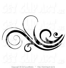 Swirls, Clip Art, Painting, Flourishes, Crafty, Black And White, Drawings, Drawing Ideas, Inspiration