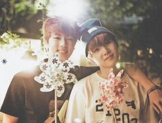 BTS | JIN and SUGA