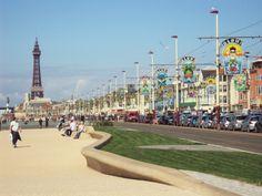 Blackpool Promenade #blackpool #promenade