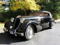 1936 Mercedes-Benz 540K Special Cabriolet C