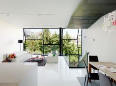 Interior from Flip House, San Francisco by Fougeron Architecture