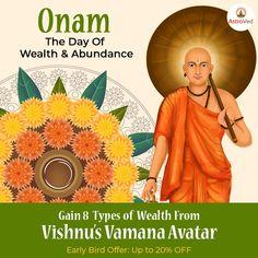 Onam Festival Kerala, Onam Celebration, Demon King, Lord Vishnu, Dwarf, Plane, Avatar, Earth, Celebrities