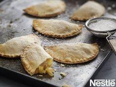 Empanadillas de manzana y canela - Recetas Buitoni - YouTube