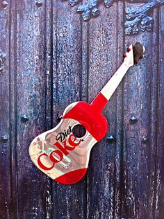 Diet Coke Guitar