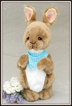 Orlando Bunny..my newest design...