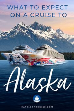 What to Expect on an Alaskan Cruise | If you are dreaming of a bucket list trip to Alaska, a cruise vacation is a great way to do it. With a variety of cruise ports and excursions, you can see a good bit of the Last Frontier, no matter the cruise line (Princess, Norwegian, etc.). Here we share what to expect, with tips on clothes and packing to excursions and photography. Check it out and begin planning your best adventure. #Alaska #AlaskaCruise #AlaskanCruise #AlaskaVacation #CruiseVacation Best Alaskan Cruise, Best Cruise, Cruise Port, Cruise Vacation, Vacations, Alaska Cruise Tips, Alaska Travel, Travel Usa, Alaska Trip