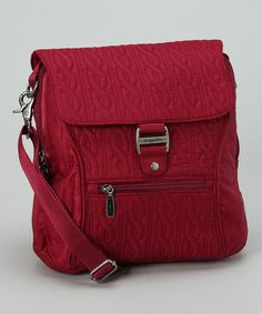 753eb9d0f3a3 Baggallini Bags · Another great find on  zulily! Cranberry Enchant Backpack  by baggallini  zulilyfinds Hermes Handbags