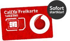 Prepaid telefonieren mit CallYa Talk&SMS