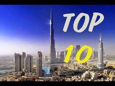 Top 10 Highest Building of the World   Ft. Burj khalifa, One world Trade...