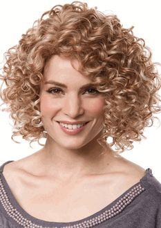 12 cortes para cabello rizado - Naturlocken schulterlang ...