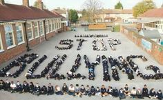 October is Anti Bullying month. Stand together to help stop bulling.