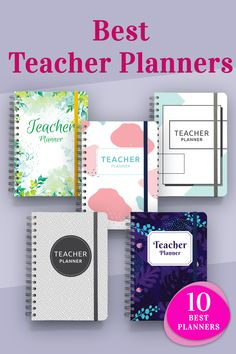 School Planner Company 2019-2020 A4 Loose-Leaf Teacher Planner 6-Period Lesson Structure