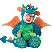 Disfraz para bebé de dragón