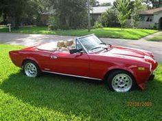 Fiat Spyder - My second car