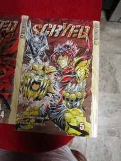 SCRYED Volumes 1, 2, 3, 4, 5 ! Manga KURODA Yousuke YATATE Hajime english   eBay