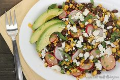 How To Make Grilled Corn and Black Bean Salad