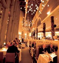 Spiaggia Restaurant in Chicago