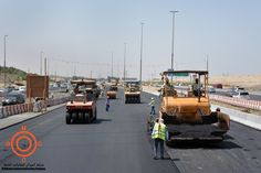 Improvement of the 5th Industrial Intersection-Sharjah (Sheikh Mohammad Bin Zayed Road) Phase 3.