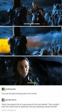 Agh Loki is actually so cute That's true! Agh Loki is actually so cuteThat's true! Agh Loki is actually so cute That's true! Agh Loki is actually so cute Avengers Humor, Marvel Avengers, Marvel Comics, Funny Marvel Memes, Dc Memes, Marvel Jokes, Marvel Fan, Marvel Heroes, Loki Funny