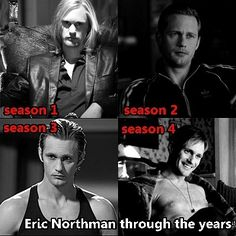 He Gets Hotter Every Season...Cant Wait For Season 5!!!
