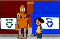 BrainPOP Jr. | Reduce, Reuse, Recycle | Lesson Ideas