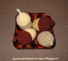 Il blog di Laura: Macaron amigurumi alluncinetto ...