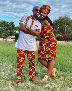 Couples African Outfits, African Wear Dresses, Latest African Fashion Dresses, African Men Fashion, Couple Outfits, African Wedding Attire, African Attire, Mode Masculine, Formal Casual Outfits